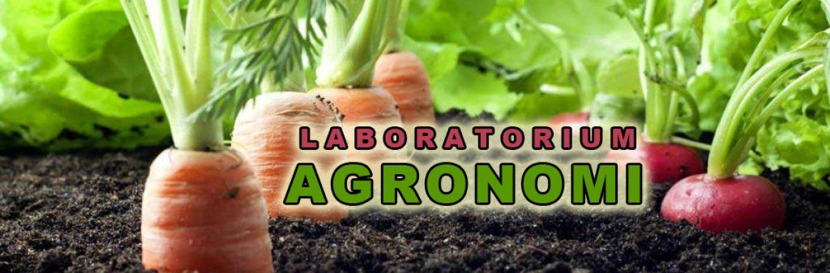 Laboratorium Agronomi